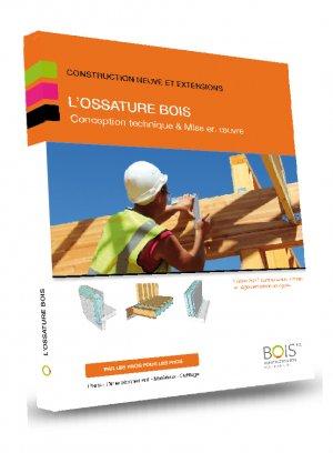 L'Ossature Bois - bois pe - 9782955640517