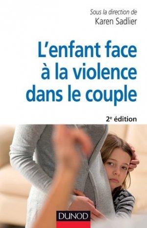 L'enfant face à la violence dans le couple-dunod-9782100716487