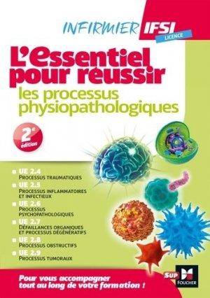L'essentiel pour réussir les processus physiopathologiques-foucher-9782216153435