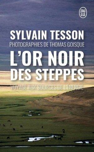 L'oir noir des steppes-J'ai lu-9782290210833