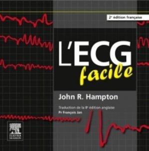 L'ECG facile-elsevier / masson-9782294744815
