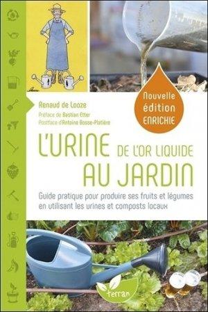L'urine, de l'or liquide au jardin-de terran-9782359811001