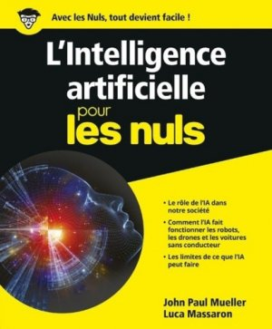 L'intelligence artificielle pour les nuls - first - 9782412043523
