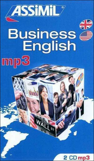 MP3 - L'Anglais des Affaires - Business English - Confirmés-assimil-9782700517354