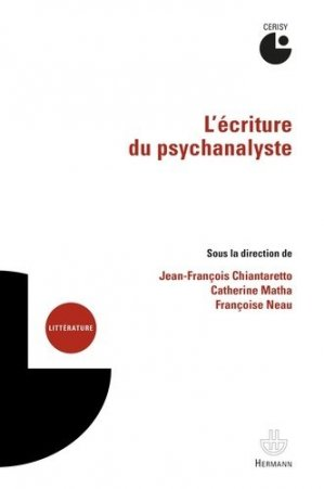 L'écriture du psychanalyste-hermann-9782705697204