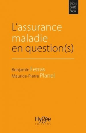 L'assurance maladie en question(s) - ehesp - 9782810907687