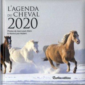 L'agenda du cheval 2020 - Rustica - 9782815313483
