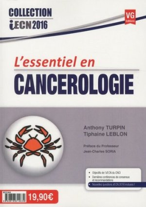 L'essentiel en Cancérologie - vernazobres grego - 9782818314630