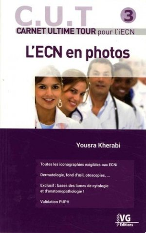 L'ECN en photos - vernazobres grego - 9782818316740