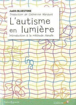 L'autisme en lumiere - le souffle d'or - 9782840586647