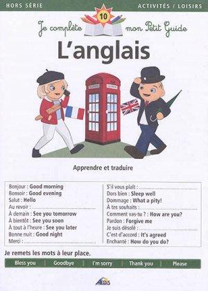 L'anglais : apprendre et traduire-aedis-9782842599263