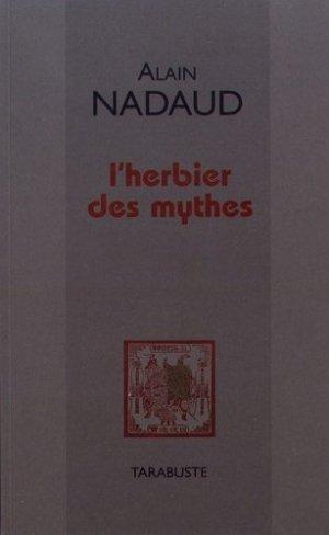 L'herbier des mythes - tarabuste - 9782845873575