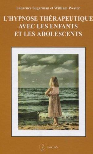 L'hypnose thérapeutique avec les enfants et les adolescents-satas-9782872931910