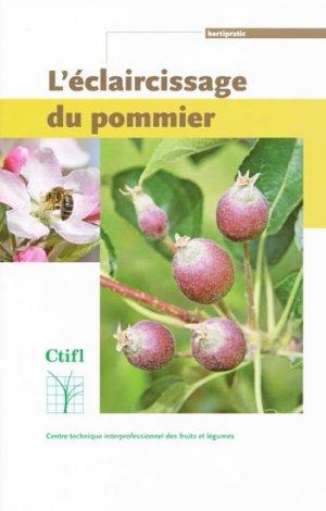 L'éclaircissage du pommier-ctifl-9782879113081