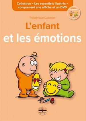 L'enfant et les émotions-philippe duval-9791090398849