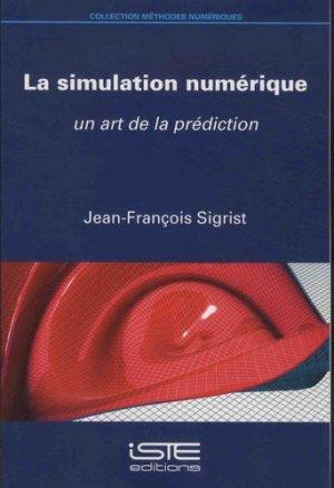 La simulation numérique - iste - 9781784055332