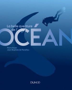 La belle aventure de l'Océan - dunod - 9782100747436