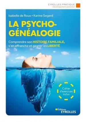 La psychogénéalogie - eyrolles - 9782212571868