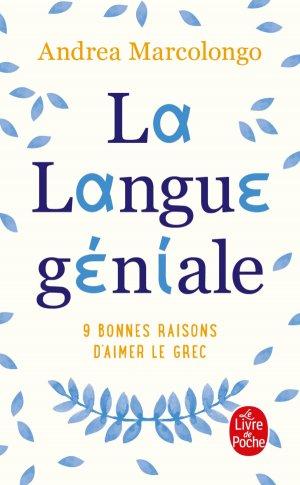 La Langue géniale-le livre de poche-9782253257646