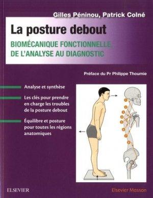 La posture debout-elsevier / masson-9782294758607