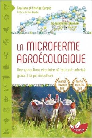 La microferme agroécologique-de terran-9782359811223