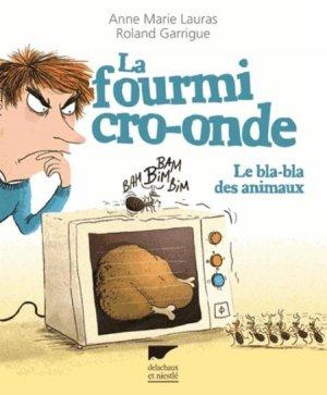 La fourmi cro-onde - delachaux et niestle - 9782603020180