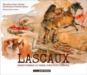 Lascaux, histoires d'une découverte-Ouest-France-9782737380235