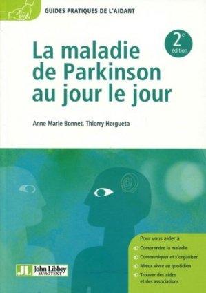 La maladie de Parkinson au jour le jour-john libbey eurotext-9782742014613