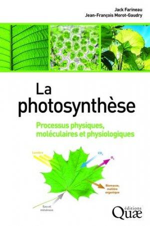 La photosynthèse-quae-9782759226672