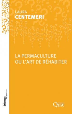 La permaculture ou l'art de réhabiter-quae-9782759229888