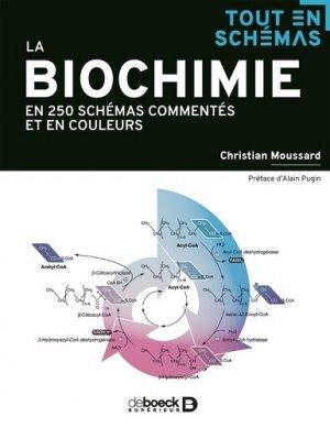 La biochimie - de boeck - 9782807321946