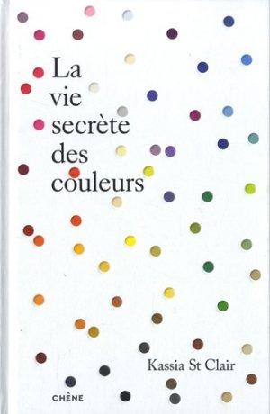 La vie secrète des couleurs-du chene-9782812319969
