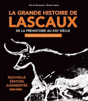 La grande histoire de Lascaux-sud ouest-9782817706252