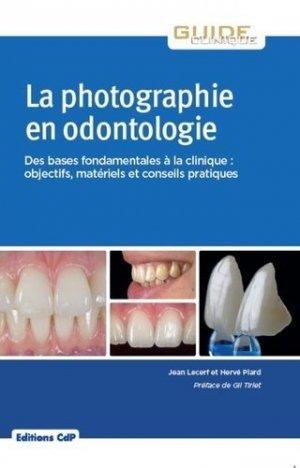 La photographie en odontologie-cdp-9782843614057