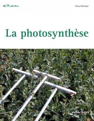 La photosynthèse - educagri - 9782844448385