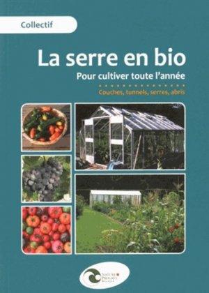 La serre en bio-nature et progrès belgique-9782930386553