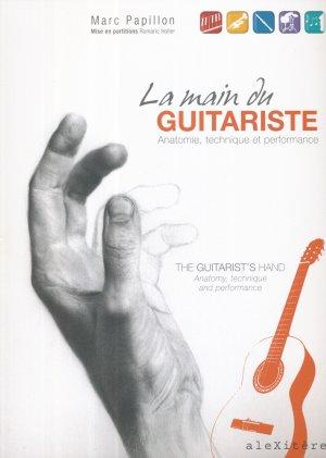La main du guitariste-alexitere-9782952761673