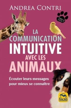 La communication intuitive avec les animaux-Macro-9788828501633