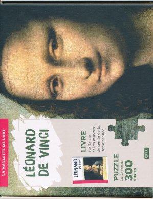 La malette de l'art Léonard De Vinci - sassi - 9788830301115