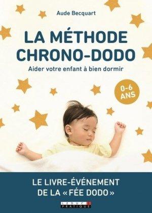La méthode chrono-dodo - leduc - 9791028514655