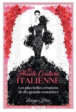 La haute couture italienne-de l'imprevu-9791029508493