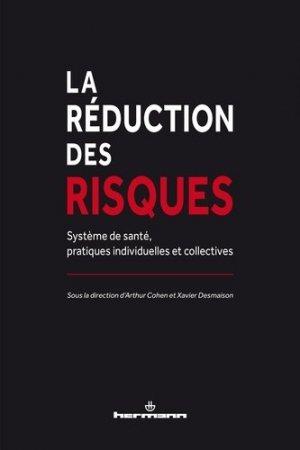 La réduction des risques - hermann - 9791037001320