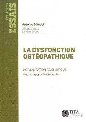 La dysfonction ostéopathique-tita-9791092847116