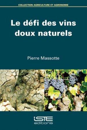 Le défi des vins doux naturels - iste - 9781784052133