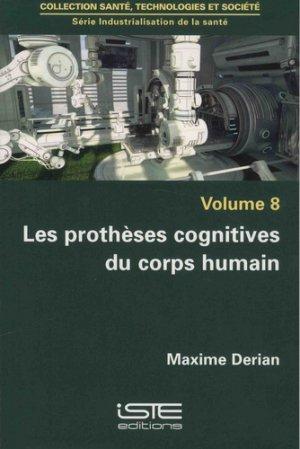 Les prothèses cognitives du corps humain-iste-9781784054014