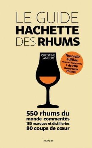 Le guide Hachette des Rhums-hachette -9782017047087