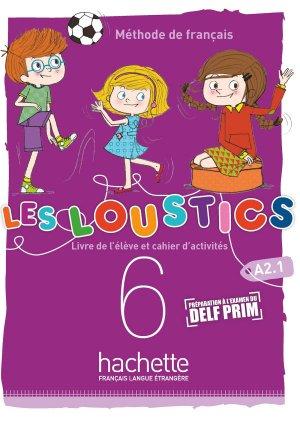 Les Loustics (6 niveaux) volume 6-Hachette Français Langue Etrangère-9782017053644