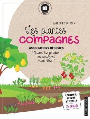 Les Plantes compagnes-larousse-9782035966032
