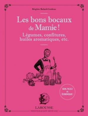 Les bons bocaux de Mamie !-larousse-9782035966261