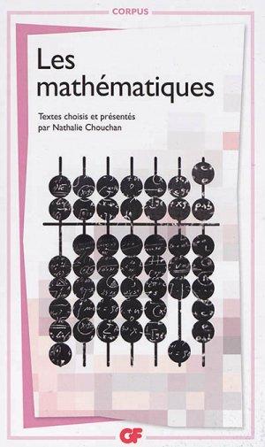 Les mathématiques-flammarion-9782081423909